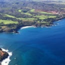 Honolua Bay aerial
