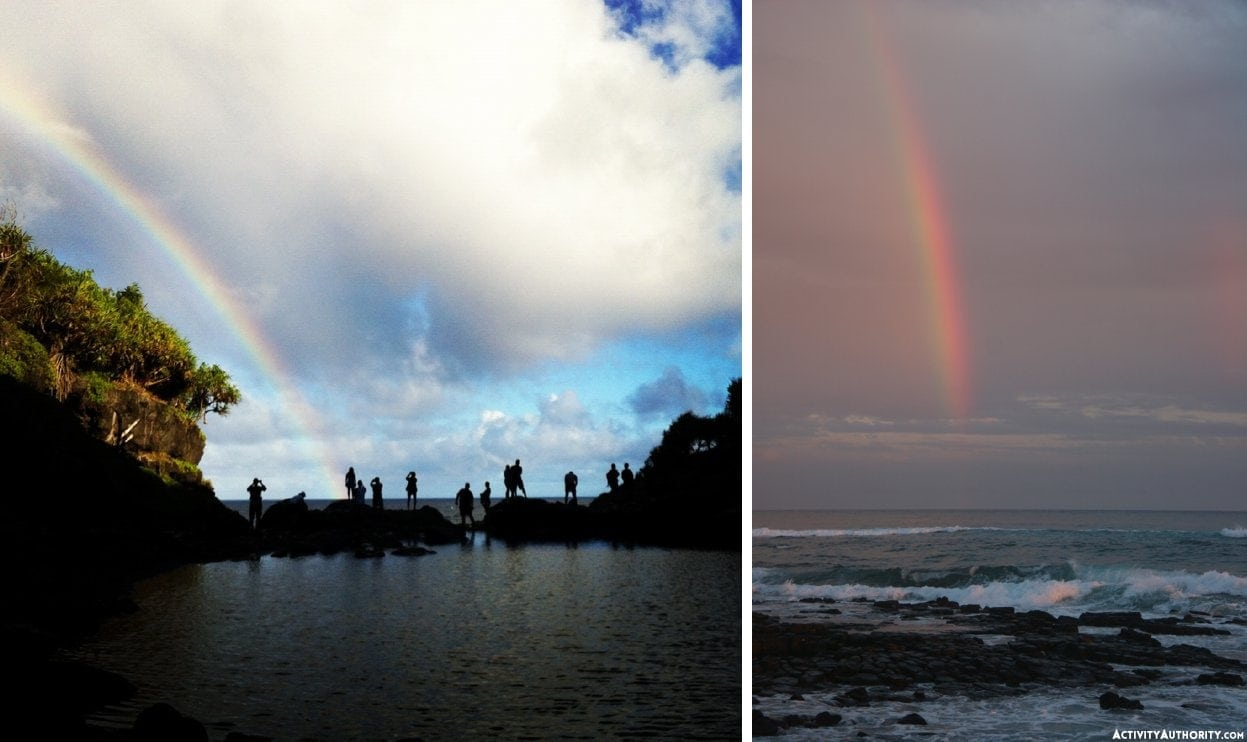 Hana rainbows