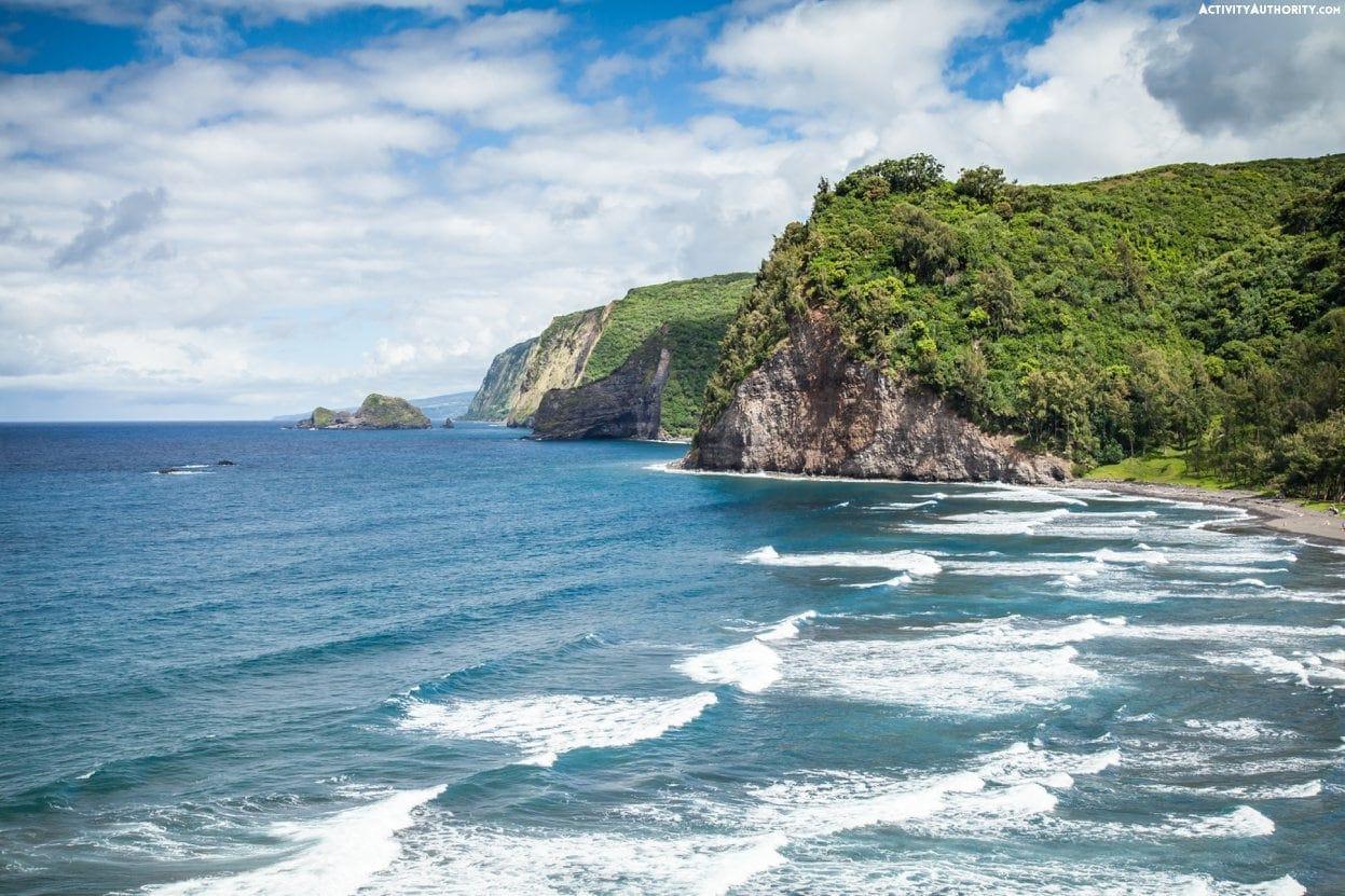 Hamakua Coast Hawaii