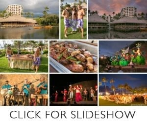 Grand Wailea Luau slideshow