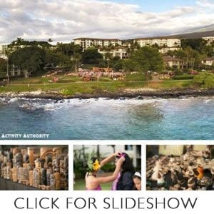 Marriott Wailea Luau slideshow
